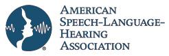 ASLHA logo